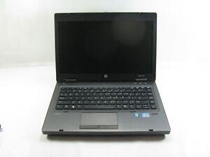 "HP ProBook 6470b 14.1"" Laptop 2.9GHz i7-3520M 8GB RAM Grade B No Battery, Webcam"