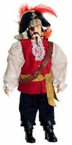 Dollhouse Miniature Pirate Doll