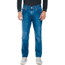 Carrera Vaqueros de hombre pantalones vita regular 4 estaciones denim