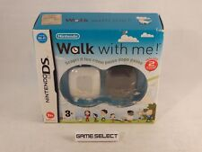 WALK WITH ME! con CONTAPASSI NINTENDO DS DSi NDS 2DS 3DS PAL ITA ITALIANO NUOVO