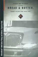 Truck Brochure - International - 4000 series Delivery Supreme Body 2001 (T1834)