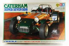 TAMIYA 1/12 CATERHAM SUPER SEVEN BDR MASTER'S COACHWORK SERIES NO.1 VERY RARE! A