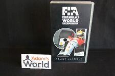 """Duke VHS Video """"FIA Formula 1 World Championship 1991"""" (MM1)"""
