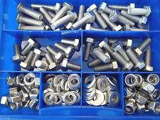 230 Teile M7 Schrauben usw. für Oldtimer Traktoren,Mopeds und andere