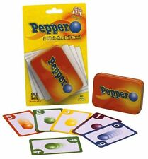 NEW Pepper Card Game Tin- Family Games - Out Of The Box -  WordPlay Word Play