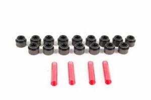 OEM BMW 5 E34 16X VALVE STEM SEAL RING REPAIR KIT 11349063193 9063193 NEW