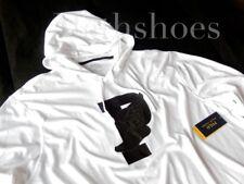 Polo Ralph Lauren P Wing Hooded TShirt  NWT sport performance tech stadium XXL