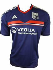 ADIDAS OLYMPIQUE LYON maillot taille S