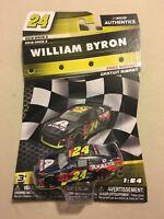 2018 Wave 2 William Byron Axalta 1/64 NASCAR Authentics