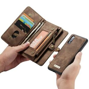 Wristlet Phone case For Samsung Galaxy A30 40 50 A51 A70 21s A71 A80 90 Leather