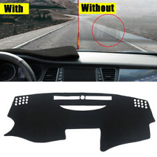Fit For 2007-2011 Toyota Camry Dash Cover Mat Car Dashboard Pad Black Shade