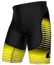Didoo Men's Cycling Shorts Lycra Coolmax Foam Padded Cycling Tights Knicker