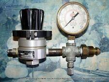 USED TESCOM 66-1531-24 Pressure Regulator AIRCO Gauge 8410091 FREE SHIPPING!