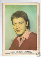 FILLETTE jeunefille 1961 JEAN CLAUDE DARNAL C CARDINALE