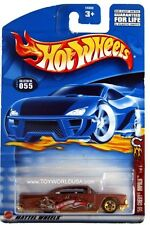 2002 Hot Wheels #55 Wild Frontier '59 Chevy Impala 0910 crd