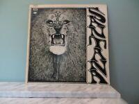 Santana - Santana (Debut) 1969 Columbia CS 9781Vinyl LP Record Album EX/VG!!!