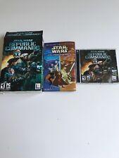 Star Wars: Republic Commando (PC CD-ROM, 2005)