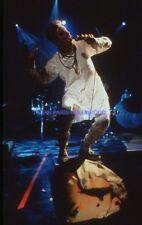 DAVID BOWIE 90s DIAPOSITIVE DE PRESSE ORIGINAL VINTAGE SLIDE #28