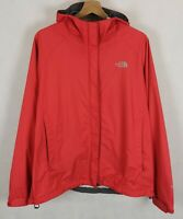 THE NORTH FACE Jacket Windstopper Womens L Hiking Outdoors Red Women Size Large