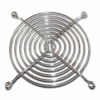 Evercool 120mm Fan Grill Metal Wire Protector Finger Guard FG-120