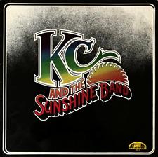 KC & THE SUNSHINE BAND - KC & The Sunshine Band (LP) (G-VG/G-VG)