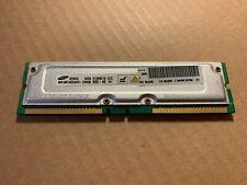 NEW IBM SAMSUNG 512MB RAMBUS  PC800 SERVER ECC RAM 33L3255 38L3092