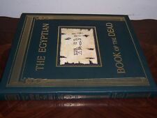 Easton Press EGYPTIAN BOOK OF THE DEAD edited by Charles H S Davis