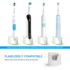 New US Plug For Braun oral B Philips Sonicare 2 Electric Toothbrush Charger  Base 4752af882999