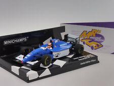"""Minichamps 417940125 # Ligier Renault JS39B Formel 1 1994 """" Herbert """" 1:43 NEU"""
