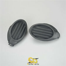For Ford Focus 2012-2014 & A Pair of Fog Light Lamp Grille Bezel Cover L+R Sides