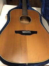 Takamine EN-10 Acoustic Guitar 1988