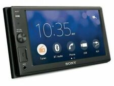 Sony XAV-AX1000 6.2inch Apple CarPlay Media Receiver with Bluetooth