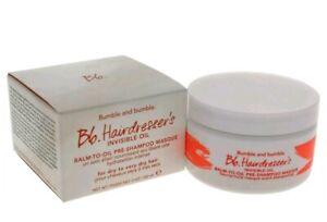 NIB BB Hairdresser's Invisible Oil Pre Shampoo Masque 3 oz / 100ml
