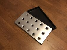 More details for stainless steel beer drip tray. 42cm x 21cm.