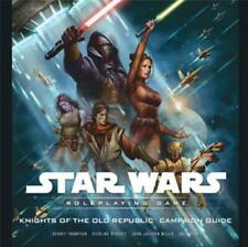 WOTC Star Wars Saga Knights of the Old Republic Campaign Guide NM