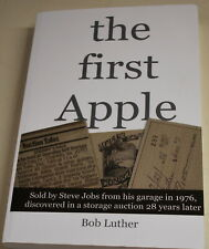 """""""The First Apple"""" by Bob Luther"""