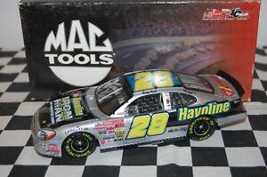 Ricky Rudd #28 Havoline / IRONMAN 656 Start Ford Taurus 02 1/24 NASCAR Die-cast