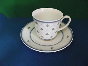 Kaiser Porzellan Floriano > Espressotasse mit Untertasse <
