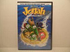 Jonah: A VeggieTales Movie [DVD, 2002] Big Idea Jonah & Whale Story NEW Sealed