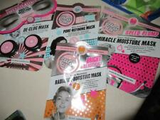 Lot of 5 Assorted Soap & Glory Masks Miracle Radiance Pore + SEALED