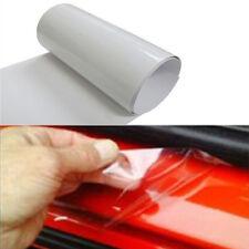 Car Door Sill/Edge Paint Protection Vinyl Film Sheet Anti-Scratch Clear 20×200cm