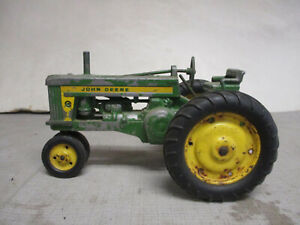 (1956) John Deere Model 620 Toy Tractor with 3 Point, 1/16 Scale, All Original