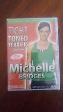 Michelle Bridges Crunch Time - Tight Toned Terrific DVD NEW
