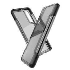 X-Doria Defense Clear Tough Triple Layer Rear Case Cover for Huawei P30 - Black