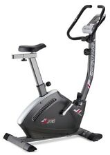 Cyclette PROFESSIONAL 236 Jk Fitness magnetica cardio palmare volano 7 kg bike
