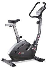 Cyclette PROFESSIONAL 236 Jk Fitness magnetica cardio palmare volano 7 kg bike