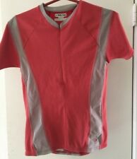 Pearl Izumi Cycling Athletic Workout shirt top Pocket In Back Women's medium