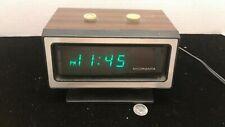 Micronta Antique Alarm Clock