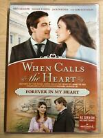 When Calls the Heart - Forever in My Heart - Movie 4 Season 3 (DVD) - NEW19