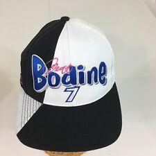 Geoff Bodine Vintage NASCAR Exide Baseball Hat Snapback Cap